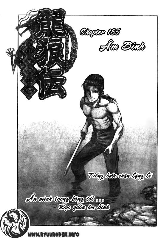 Chú bé rồng-Ryuuroden chap 185 Trang 1 - Mangak.info