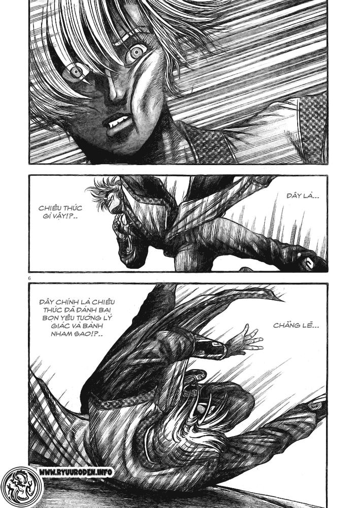 Chú bé rồng-Ryuuroden chap 181 Trang 6 - Mangak.info