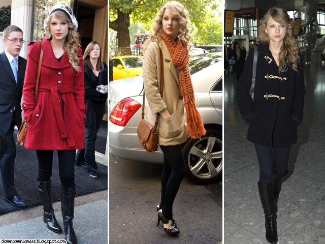 Estilo, Taylor Swift, Estilo Taylor Swift, Taylor Swift botas, Taylor Swift botins, Taylor Swift casaco, Taylor Swift casaco Inverno, Taylor Swift Inverno, Taylor Swift cachecol,