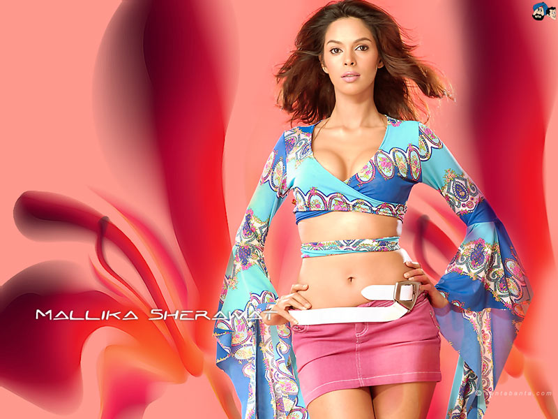 wallpapers mallika sherawat bikini - photo #2