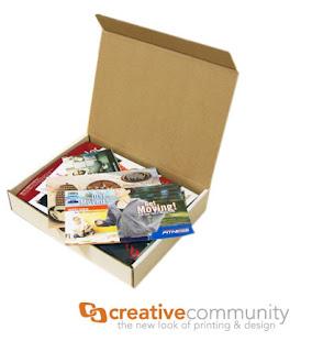 Brinde Grátis Materiais da Creative Community