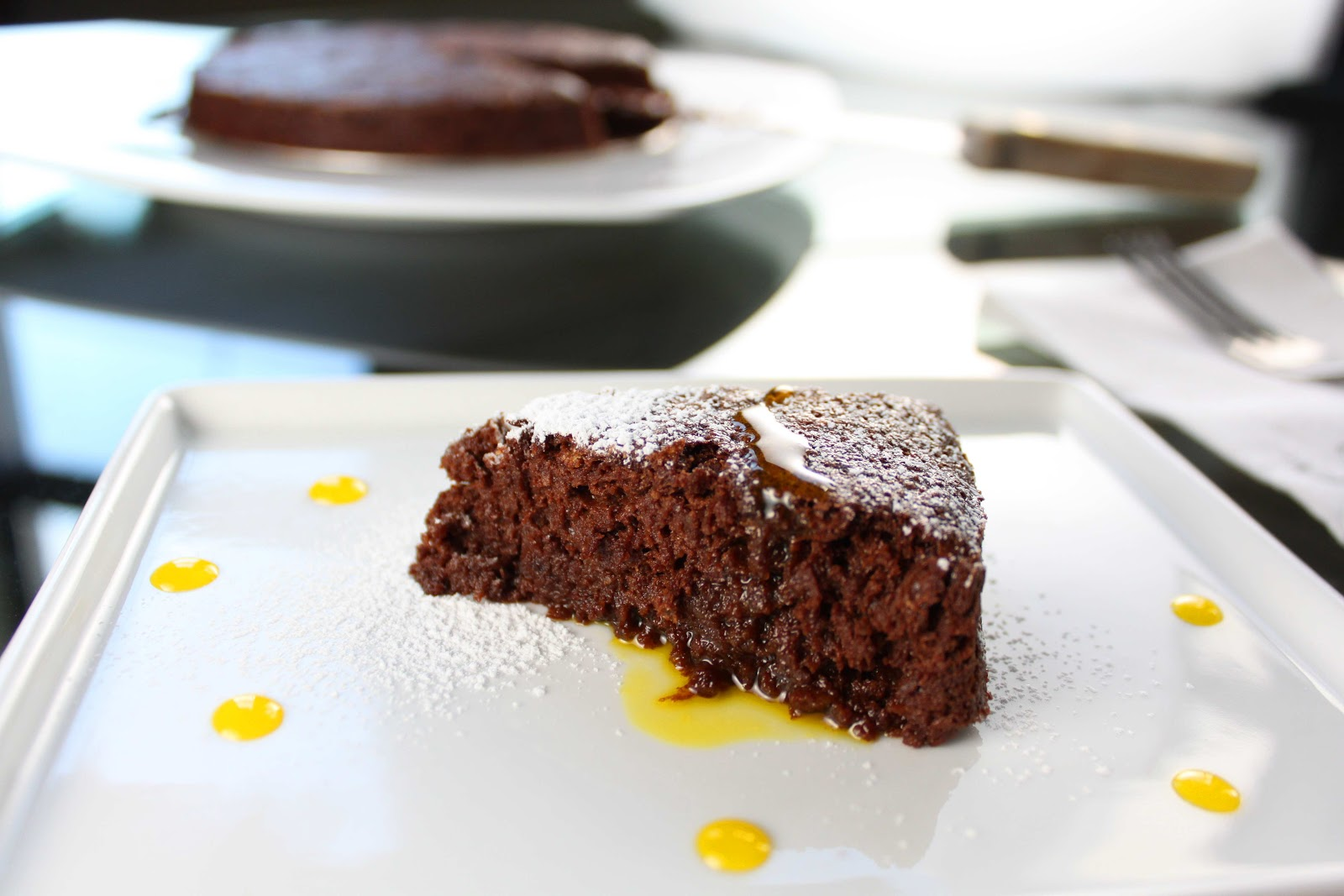 Fat and Happy Blog: Chocolate Beet Mousse Torte with Golden Beet ...
