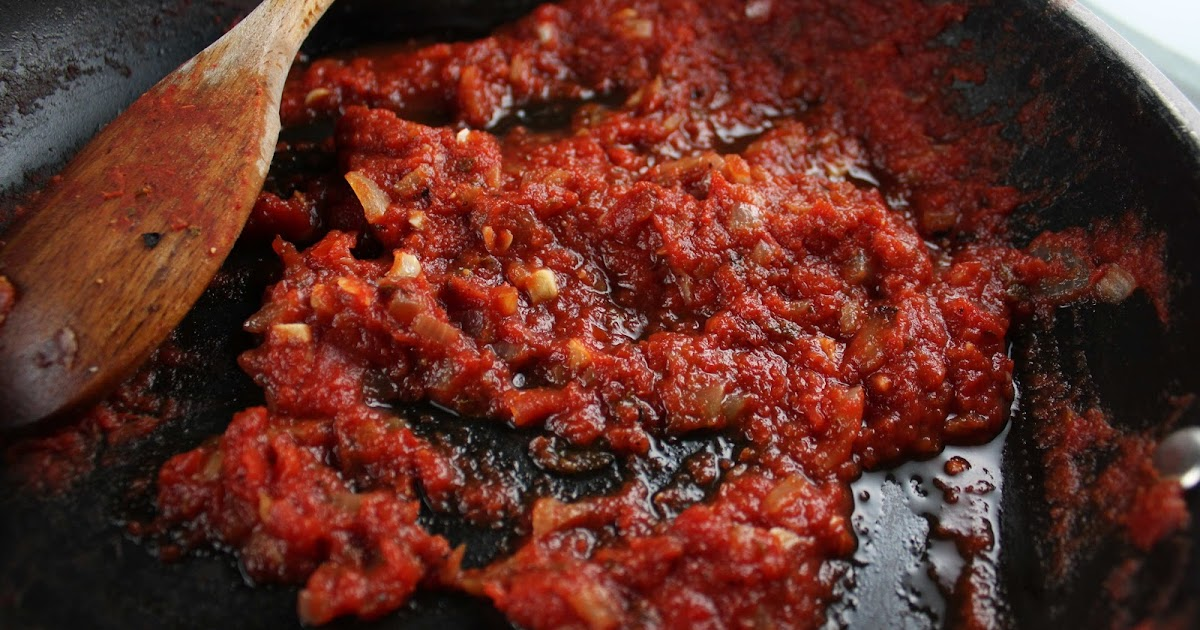 Sweet And Spicy Pizza Sauce Fat And Happy Blog