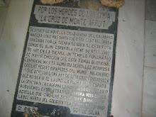 Lápida Monte Arruit