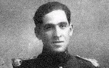 Teniente Federico García Moreno.