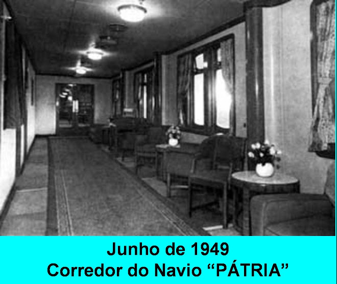 INTERIORES DO NAVIO
