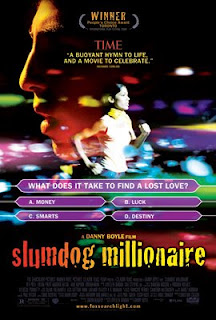Slumdog Millionaire - Golden Globe Best Movie