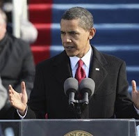 Barack Obama's inauguralation