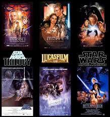 Star Wars Blu-ray High Definition
