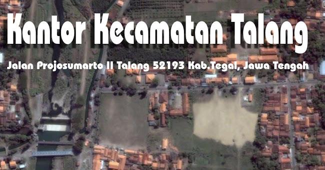 Kantor Kecamatan Talang
