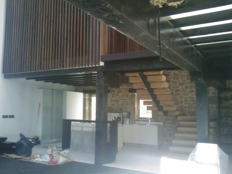Colaboración con Estudio de Arquitectura de Arq. Imanol Arrieta