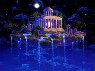 O Monte Olimpo e Seus Deuses