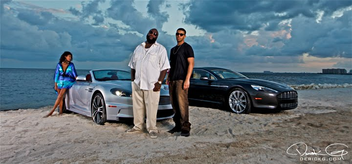 stop $elling dreams: rick ross - aston martin music (official video)
