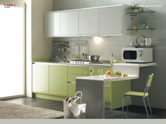 Cocinas modernas deco ideas - Adornos para cocinas modernas ...