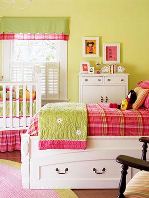 Cuartos de beb s decorados imagui for Ideas para amueblar un dormitorio