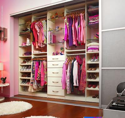 Pon linda tu casa closets para ni os for Closet para habitaciones