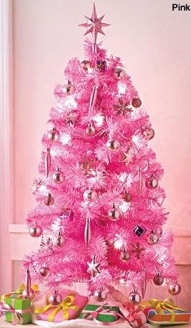 Decoraci n e ideas para mi hogar lindos rboles de - Como decorar arboles de navidad color blanco ...