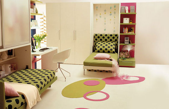 Interior home design disenos para decorar un dormitorio - Decorar dormitorios juveniles ...