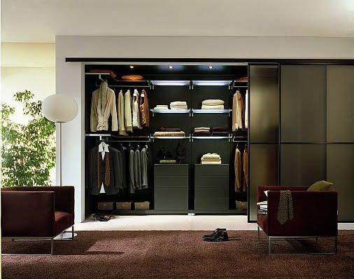 Closet modernos imagenes imagui for Closets interiores