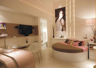 Interior sweet design decoracion de dormitorios juveniles dormitorios para chicas senoritas - Dormitorios juveniles chica ...