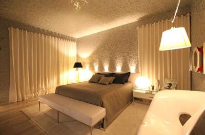 Dormitorio matrimonial con escritorio integrado diseno for Closet dormitorio matrimonial