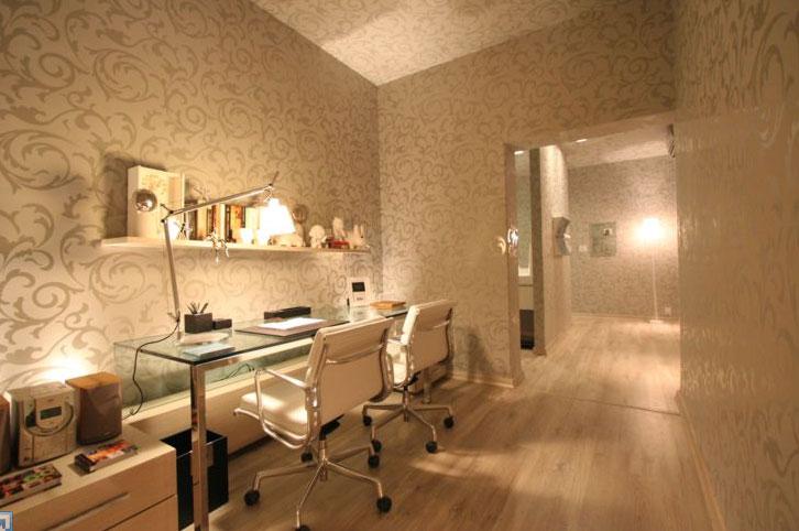 Interior sweet design dormitorio matrimonial con - Escritorio dormitorio ...