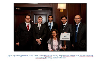 John Molson MBA International Case Competition 2010