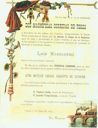 CARTEL INAUGURAL DE LLANES(ASTURIAS)