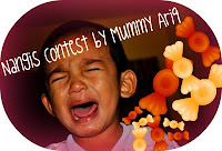:: Nangis Contest By Mummy Ariq ::