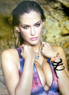 Bar Refaeli Sports Illustrated Swimsuit