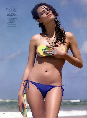 Fernanda Tavares Sports Illustrated Swimsuit