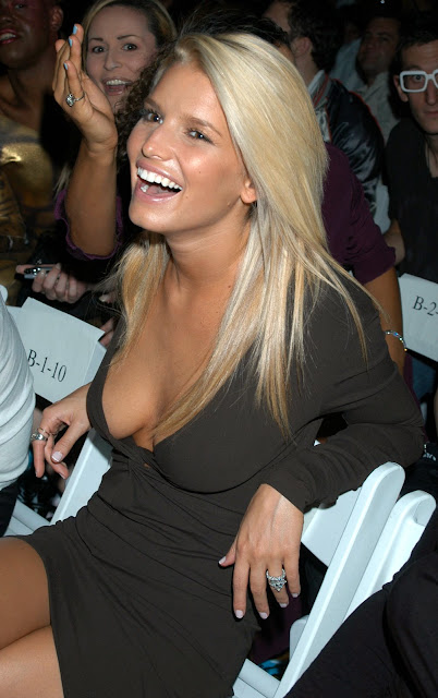 And heres some Jessica Simpson