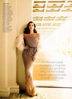 Jessica Biel in Vogue