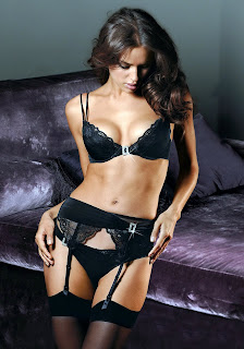 Even Sexier Irina Shayk Lingerie Pics