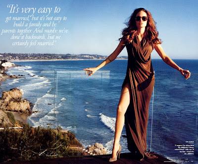 Angelina Jolie in Vanity Fair