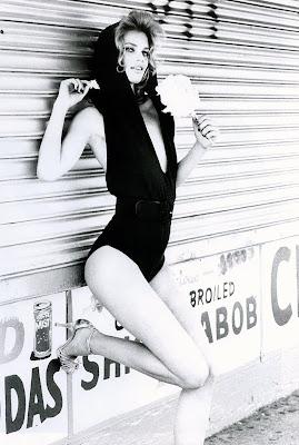 Sexy Models - Rianne Ten Haken