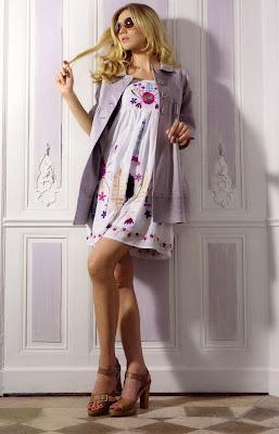 Model Tetyana Brazhynk