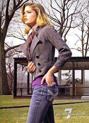 Model Doutzen Kroes