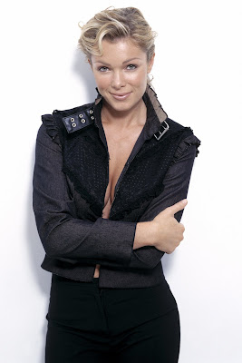 Gorgeous Nell McAndrew