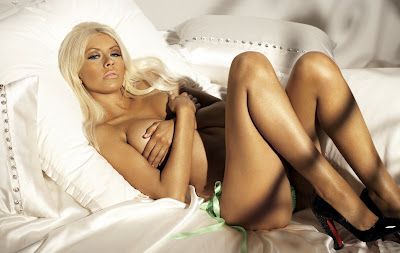 Christina Aguilera in Maxim