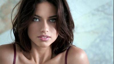 Adriana Lima models Bras