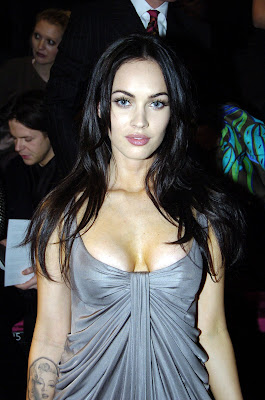 The utterly gorgeous Megan Fox