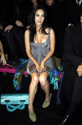 The utterly gorgeous Megan Fox