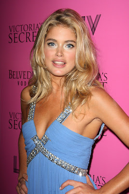 Doutzen Kroes is really pretty
