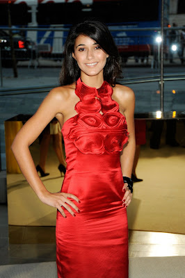 Emmanuell Chriqui is really pretty