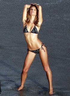 Alessandra Ambrosio St. Barth Bikini Pics Part 2