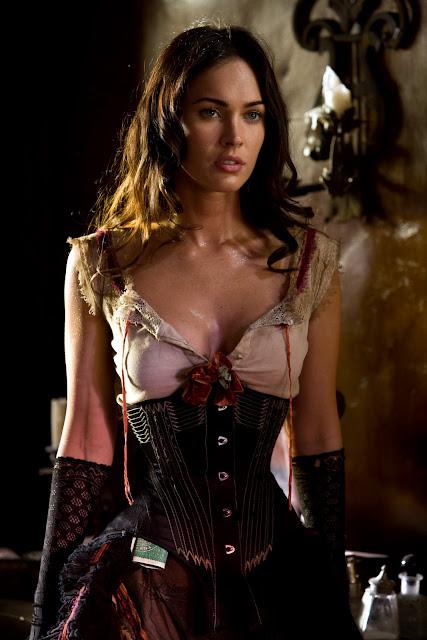 Megan Fox looks great in Jonah Hex