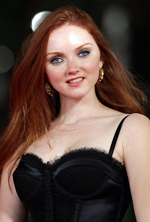 Lily Cole is very very cute
