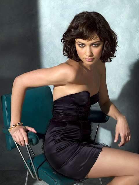 Olga Kurylenko is incredibly beautiful