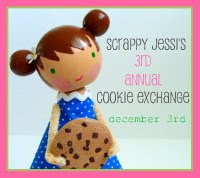 Scrappy Jessi's Cookie Swap